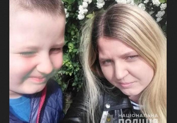 В Харькове полиция разыскивает мать с ребенком