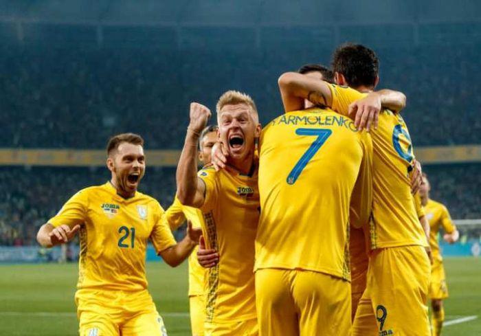 Президент FIFA: «Прошлый год был невероятным для украинского футбола»