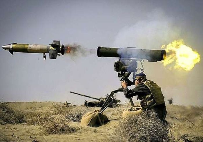 Украина получила из США новейшие боевые ракеты