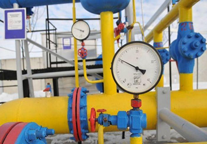 Резко увеличился транзит российского газа через территорию Украины
