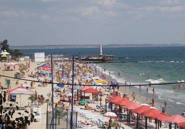 Курорты в Одессе могут закрыть из-за коронавируса