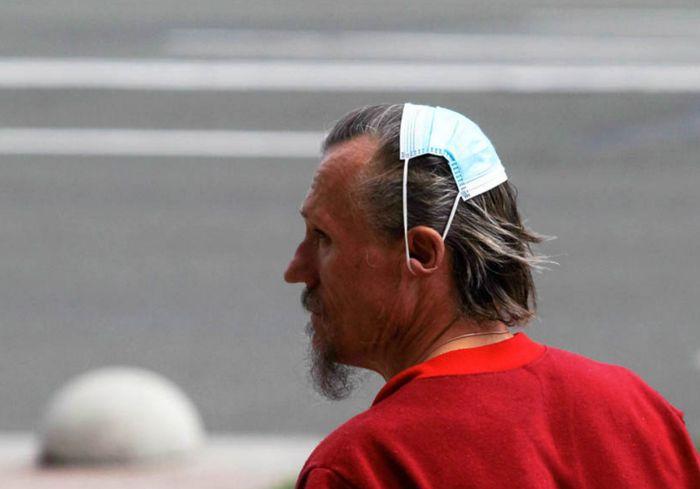 Украинцев «ударят по карману» за отсутствие масок