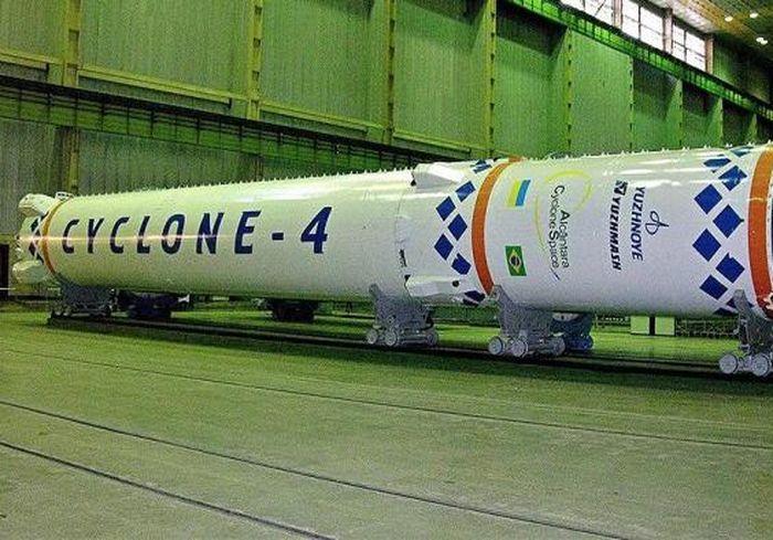 В Днепре испытали двигатель для новой украинской ракеты (видео)