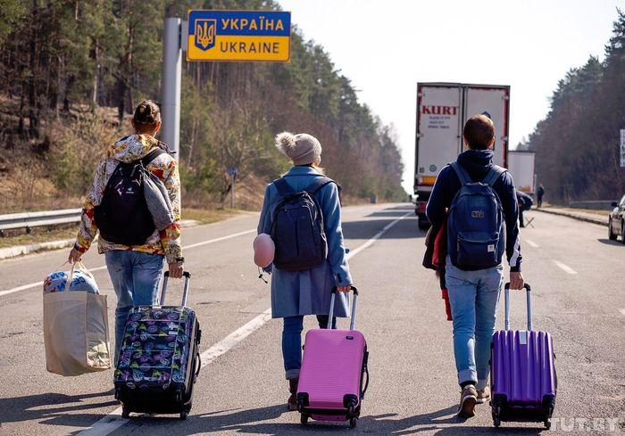 Где на Харьковщине можно пересечь границу пешком