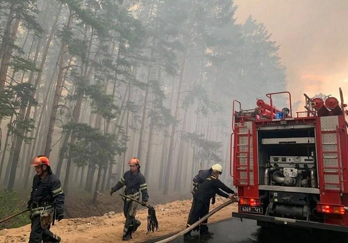 Жара и безответственность привели к массовым пожарам