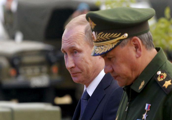 Кремль внезапно организовал проверку войск на границе с Украиной
