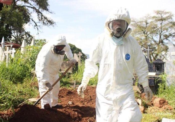 «Миллион за 100 часов»: Пандемия COVID-19 перешла в «турборежим»