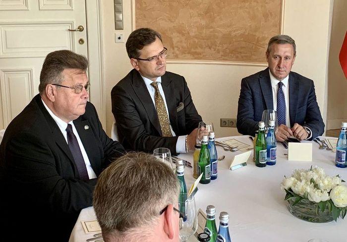 «Люблинский треугольник»: Украина, Польша и Литва создали новый формат взаимодействия