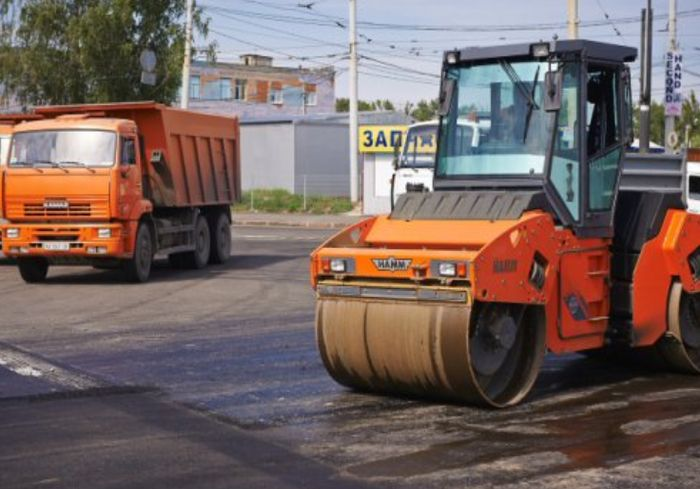 В Харькове начали ремонт сразу двух улиц