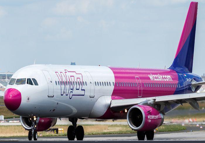 Wizz Air огорчила харьковчан отменой одного из своих рейсов