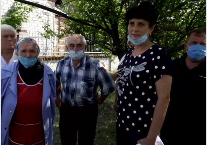Жители Циркунов возмущены возможным распределением 20 земельных участков (видео)