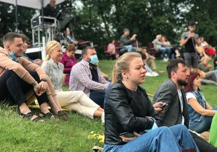 В СхідOpera прошел концерт под открытым небом (видео)