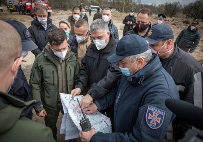 Зеленскому пришлось объяснять Авакову, кто из них президент