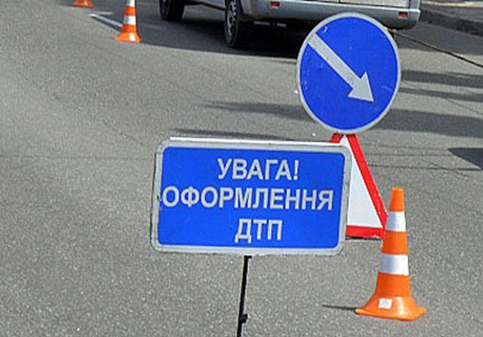ДТП в Харькове – на Салтовке столкнулись сразу три авто и велосипедист (фото)