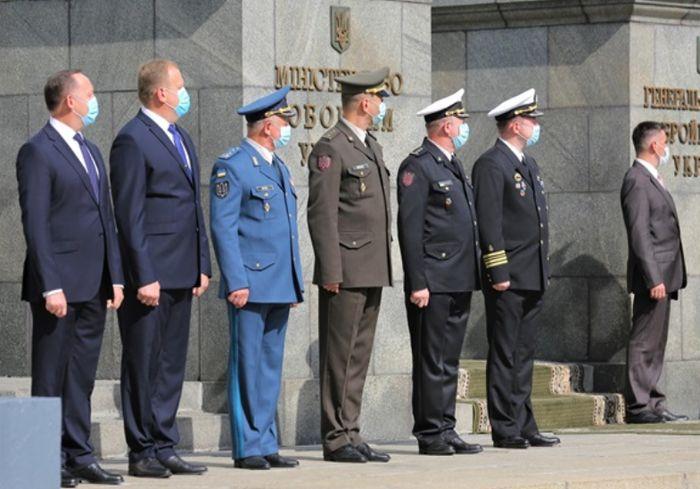 Украина и Британия договорились сотрудничать в сфере обороны