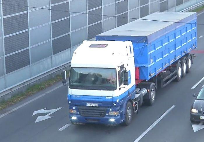 Для водителей грузовиков в Украине наступают нелегкие времена