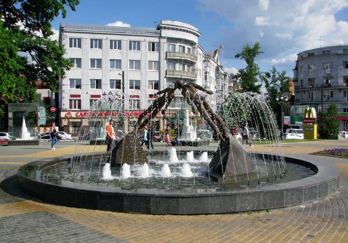 Разные образы Харькова конфликтуют друг с другом