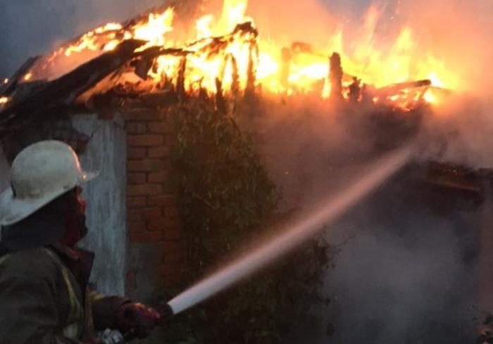 За неделю спасатели в Харьковской области 418 раз выезжали на тушение пожаров