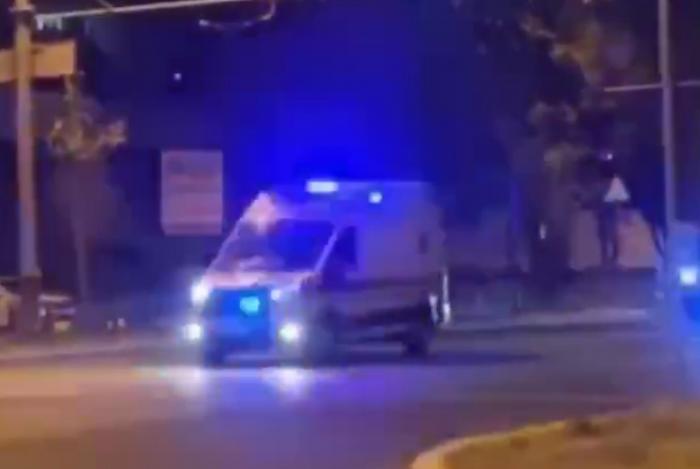 В сети появилось видео предполагаемой транспортировки Геннадия Кернеса в аэропорт для лечения за границей