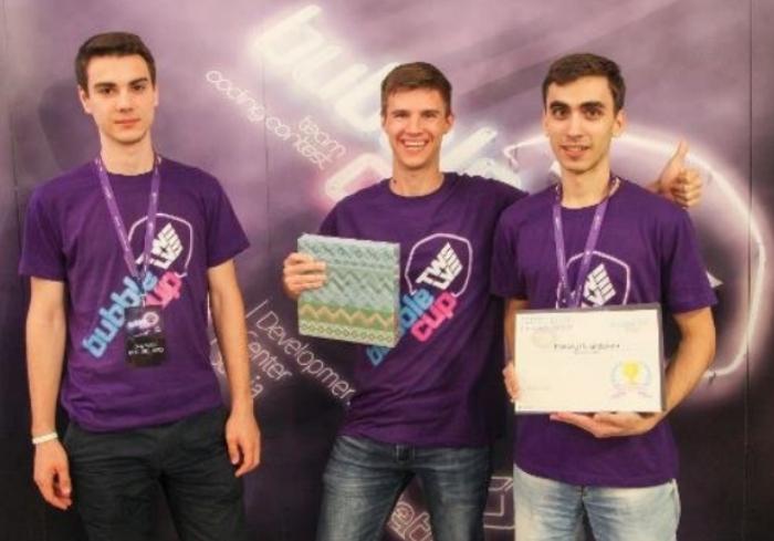 Харьковские студенты попали в финал престижного чемпионата по программированию