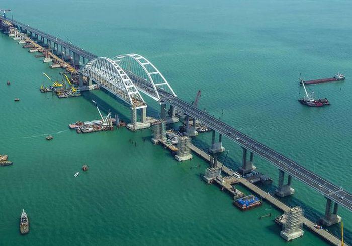 Евросоюз накажет Россию за постройку Керченского моста