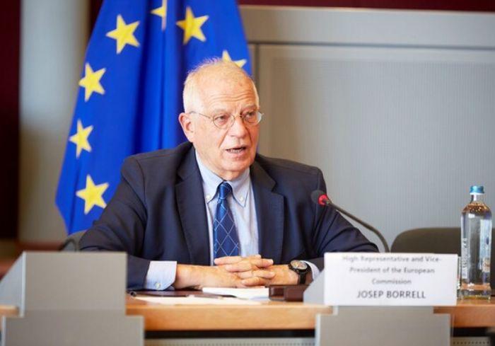 Боррель предупредил Зеленского, что Евросоюз – это не банкомат