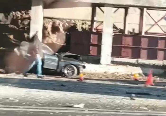 ДТП с погибшими на окружной: комментарии выживших участников аварии (видео)