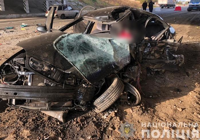 В полиции рассказали подробности смертельного ДТП под Харьковом