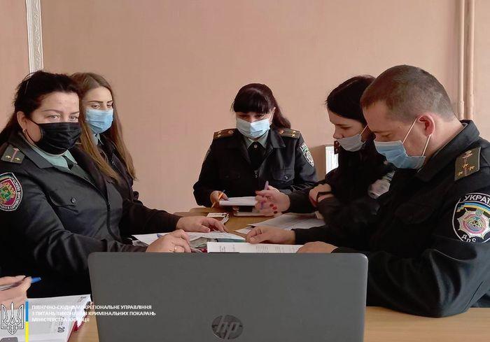 В Качановской колонии начали реализацию нового проекта