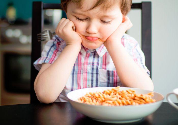 Если ребенок мало ест