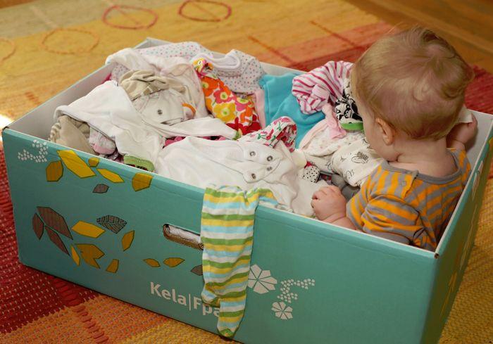 «Пакет малыша» лучше брать деньгами?