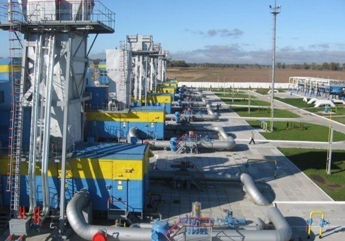 Украина начала реэкспортировать газ в Европу