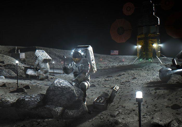 Украина присоединилась к амбициозной космической программе NASA