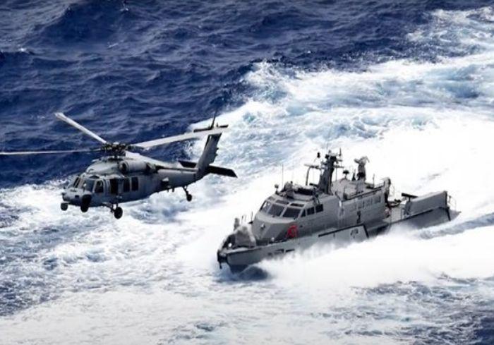 США поставят в Украину новейшие патрульные катера (видео)