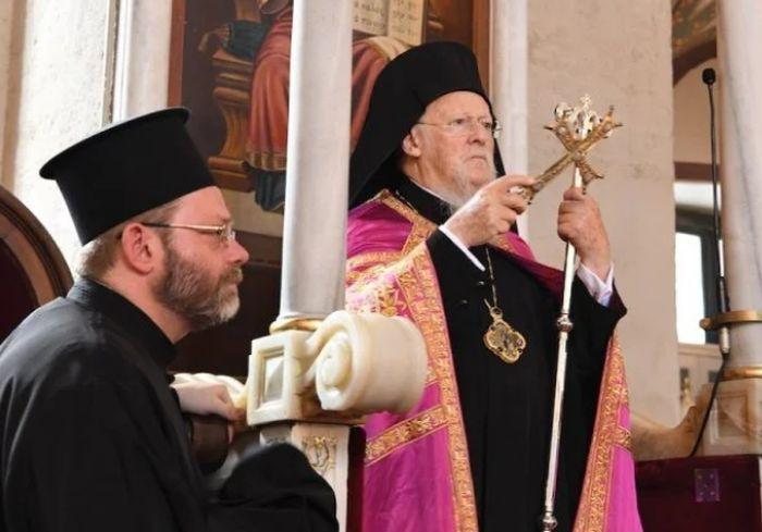 Украину посетит с визитом Вселенский патриарх