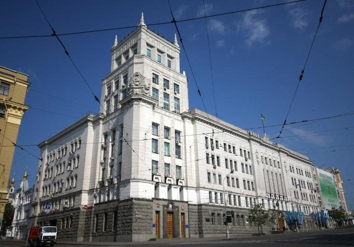 Первая сессия Харьковского городского совета не обошлась без скандалов