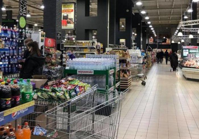 В Украине во время локдауна запретят продажу в супермаркетах ряда товаров