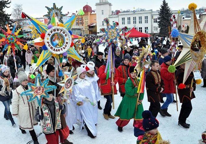 В Украине отмечают Щедрый вечер