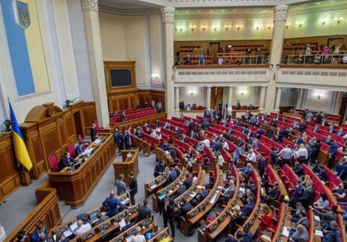 Народные депутаты приняли закон о референдуме