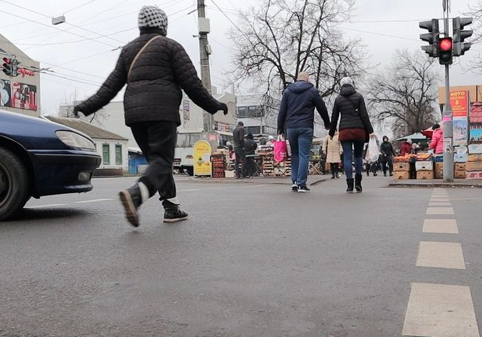 Жизнь пешеходов и велосипедистов в Украине с новыми штрафами станет веселее
