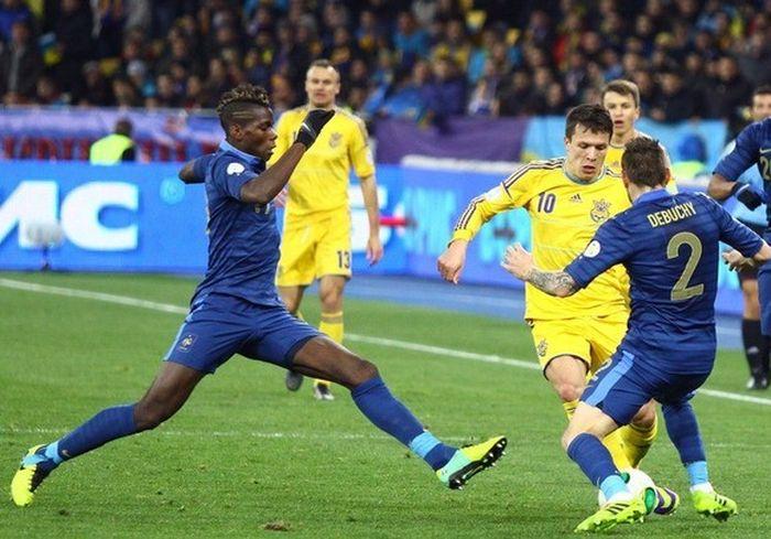 Главный тренер сборной Франции: «Впервые увидели такую игру сборной Украины»