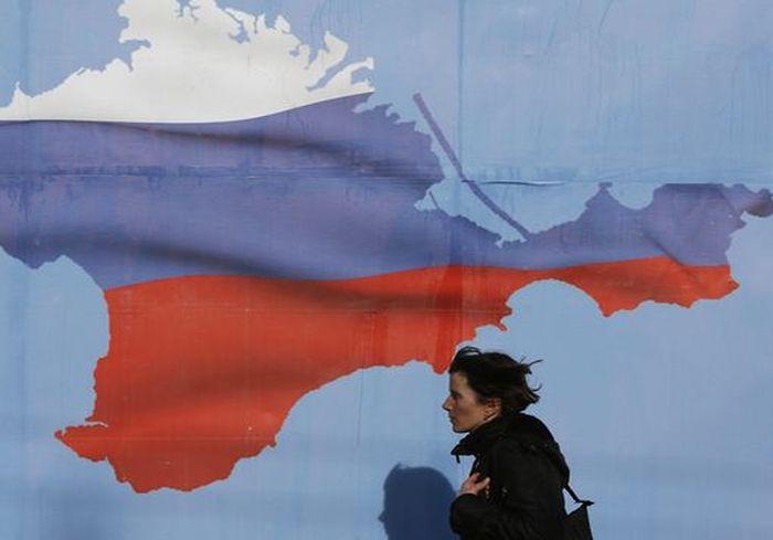 У Зеленского решили, что сделают с живущими в Крыму россиянами после деоккупации