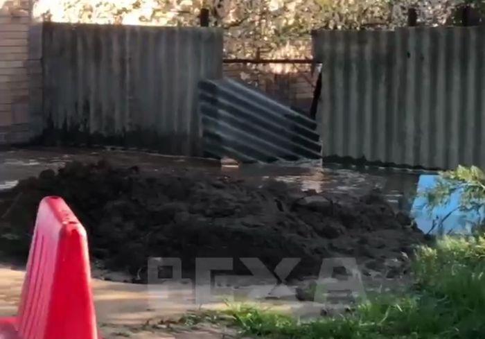 «Компенсации от Терехова не будет»: в Сети показали последствия коммунальной аварии в Харькове (фото, видео)