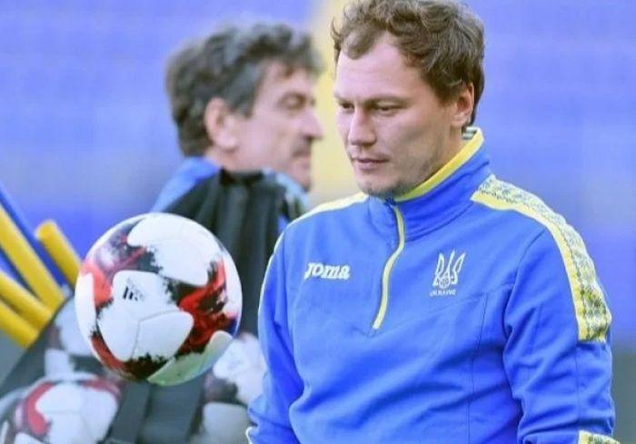 Знаменитый футболист хочет завершить карьеру в сборной Украины