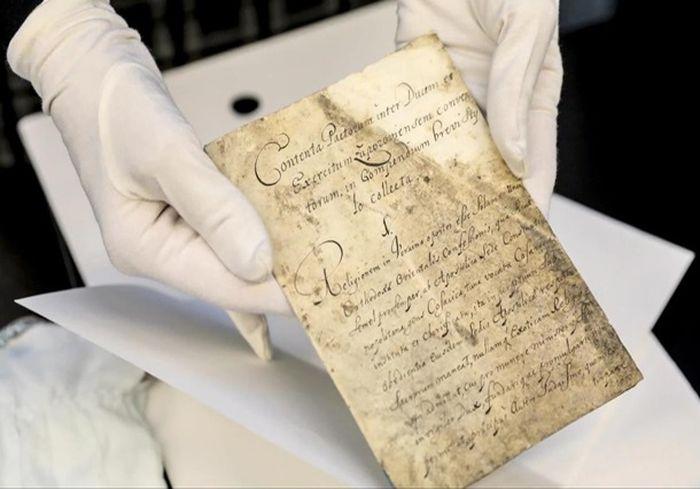 Впервые за 311 лет в Украине покажут легендарную Конституцию Филиппа Орлика