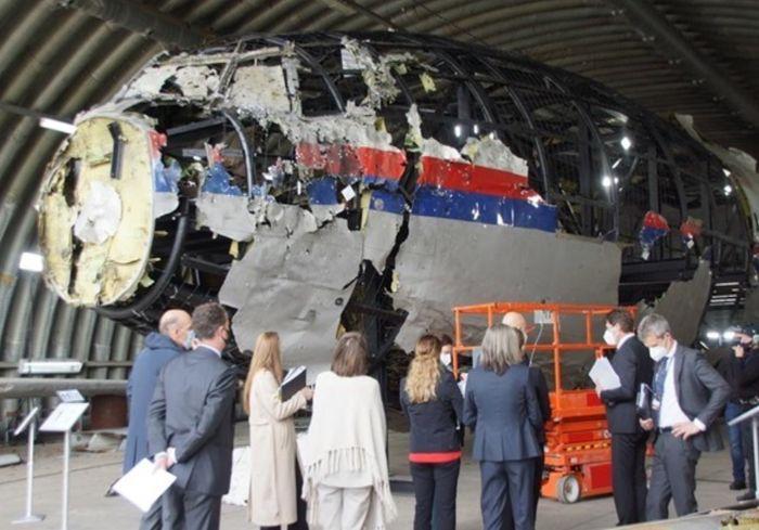 В Нидерландах завершено предварительное производство по делу о сбитом самолете МН17