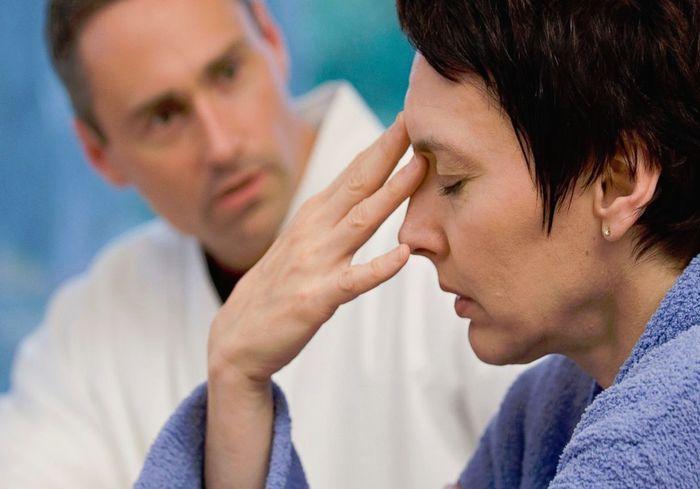 Невроз может иметь симптомы других заболеваний