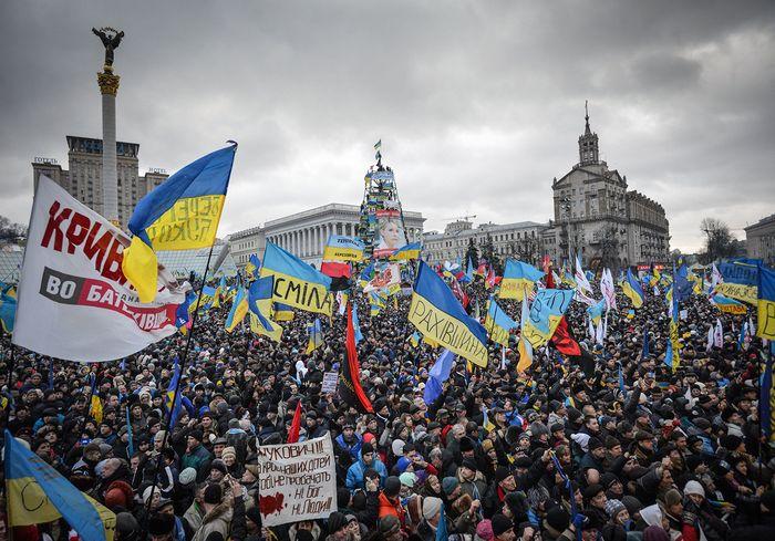 В Украине ответили на обвинения Путина по поводу «американского» Майдана