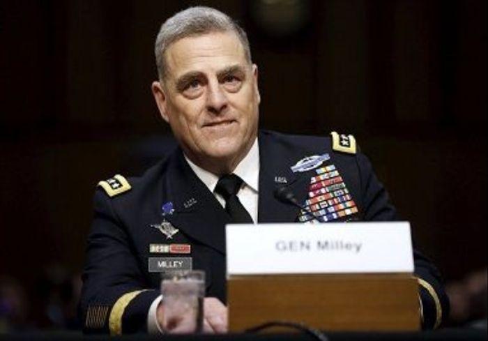 Генерал Милли заявил о важности поставок Украине летального оружия