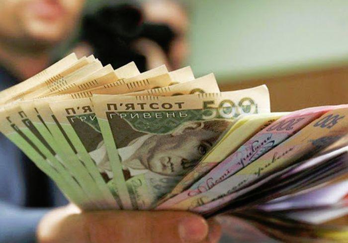 Как выяснилось, украинский бюджет наполовину состоит из кредитов